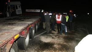 Yola dökülen yağ, 5 araca kaza yaptırdı: 2 yaralı