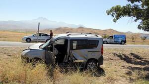Kayseride iki araç çarpıştı: 7 yaralı