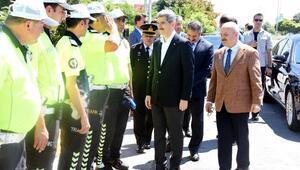 Bakan Yardımcısı İnce: 64 bin trafik ekibiyle, 116 bin personel sahada