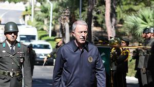 Son dakika.. Milli Savunma Bakanı Akardan Kıbrıs mesajı