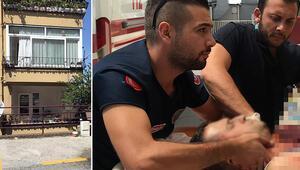 Zonguldakta komşu dehşeti