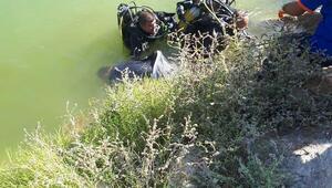 Sulama göletinde intihar etti