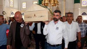 AK Partili Miroğlunun babası son yolculuğuna uğurlandı
