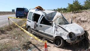 Bayram tatili yolunda kaza: Anne ve bebeği öldü, baba ile 2 çocuğu yaralı