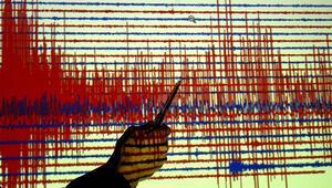 Son dakika... Yunanistanda 4.2 büyüklüğünde deprem
