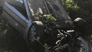 Zonguldak'ta meydana gelen iki kazada 6 kişi yaralandı