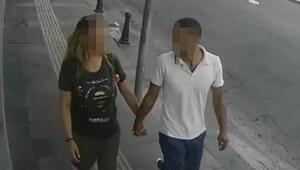 Antalya'da 'hırsız sevgililer' tutuklandı
