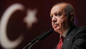 Cumhurbaşkanı Erdoğandan AK Partililere bayram mesajı