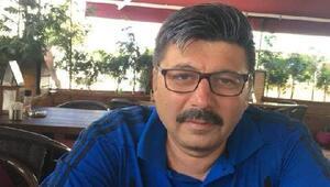 Samsunda, bayramlaşma töreninde kalp krizi geçiren gazeteci, kurtarılamadı