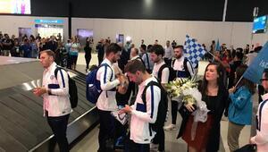 Chelsea Süper Kupa Finali için İstanbula geldi