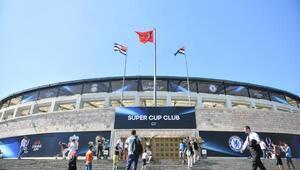 UEFAdan Süper Kupa öncesi taraftarlara uyarı