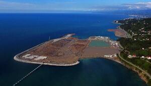 Rize-Artvin Havalimanının yüzde 40ı tamamlandı