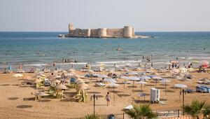 Akdenizin plajlarıyla ünlü cenneti