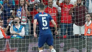 Süper Kupa maçında büyük hata