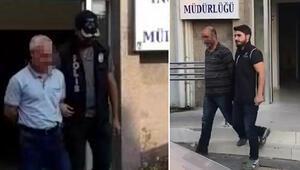 İzmirde terör operasyonu