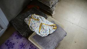 2 günlük bebek uykusunda öldü
