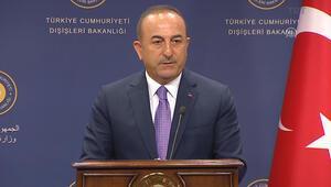 Dışişleri Bakanı Çavuşoğlundan güvenli bölge açıklaması