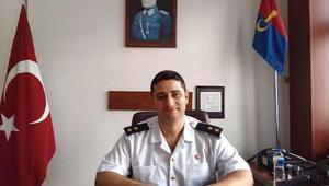 Yeni Yenişehir Jandarma Komutanı görevine başladı