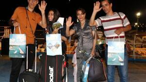 Ankaradan Tahrana 5 yıl aradan sonra ilk tren seferi