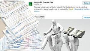 Finansal köle tehlikesi