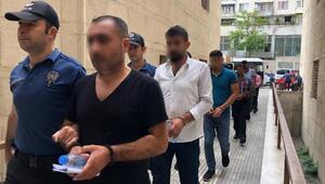 Bursada PKK/KCK operasyonunda gözaltına alınan 8 kişi adliyede