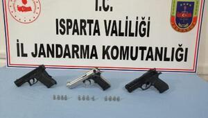 Düğünlerde havaya ateş açan 4 kişiye 5176 TL ceza