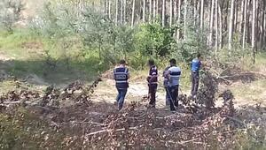 Dere kenarında boğazı kesilmiş erkek cesedi bulundu