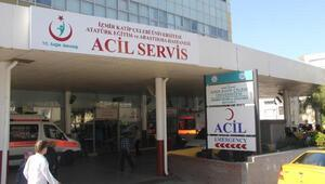 Nöbetçi hastaneye bayram boyunca 163 acemi kasap başvurdu