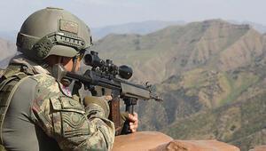 Hakkaride operasyon 6 terörist öldürüldü
