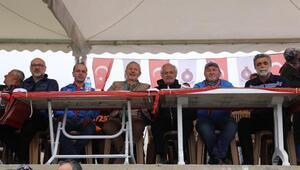 Ovit Yaylasında festival heyecanı, horonla başladı