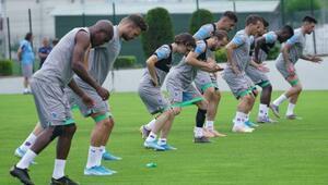 Trabzonspor, Kasımpaşa hazırlıklarını tamamladı