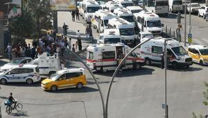Otomobil, yolcu minibüsüne çarptı: 5 yaralı