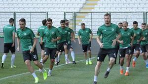 Konyaspor, Ankaragücü maçına hazır