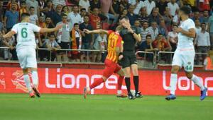 İstikbal Mobilya Kayserispor - Alanyaspor: 0-1