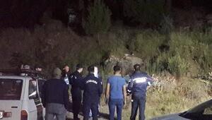 Bilecikte kanyonda kaybolan kişi aranıyor