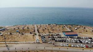Burası ne Ege ne Akdeniz... Türkiye'de tek, oraya akın ettiler!