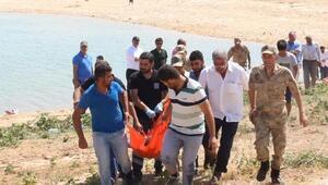 Şanlıurfada baraj gülünde facia; 2 kadın ile 1 çocuk boğuldu