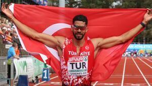 Yasmani Copello 400 metrede birinci oldu