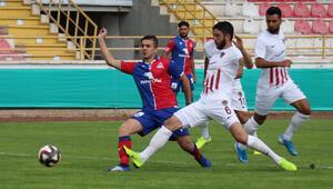 Hatayspor, Altınorduyu tek golle geçti