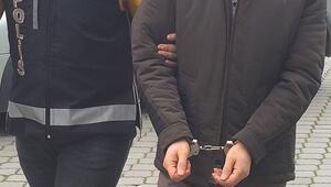 Hakkında yakalama kararı bulunan FETÖ şüphelisi Elazığda yakalandı