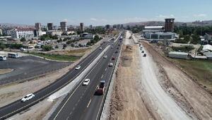 Sivasta çevre yolu, RTE Bulvarına bağlandı