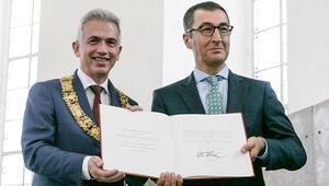 Ignatz Bubis Ödülü Cem Özdemir'in