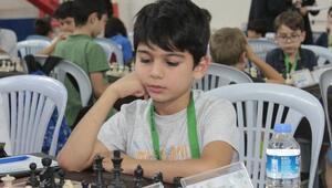Sivasta, Uluslararası Açık Satranç Turnuvası başladı