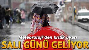 Yarın yağmur yağacak mı 20 Ağustos hava durumu tahminleri