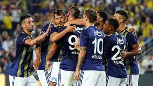 Fenerbahçe Gazişehire top göstermedi
