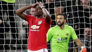 Manchester United ile Wolverhampton yenişemedi