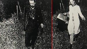 Görüntüler ilk kez ortaya çıktı... Gizli geçitten böyle kaçmışlar