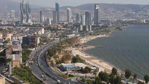 İzmirde konut satışları azaldı