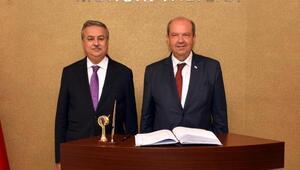 KKTC Başbakanı Tatar: Kapalı Maraşın yeniden açılması ülke ekonomisine önemli katkılar sunacaktır