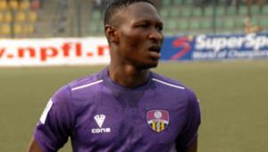 Menemenspor'da Nijeryalı Sikiru imzaladı | Transfer haberleri...